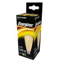 Energizer Filament LED Lamps B22 470lm - 4W